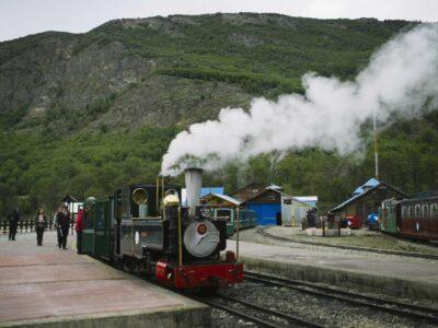 Parque Tren Y Volver Takeda 45