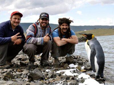 Trekking Pinguinera 5